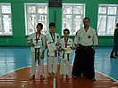 Чемпионат и Первенство Москвы по ката 2014